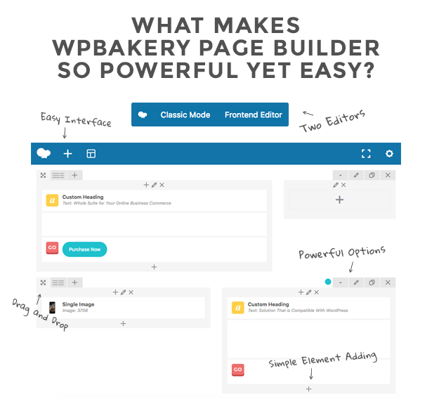 WPBakery Page Builder - WordPress! Share